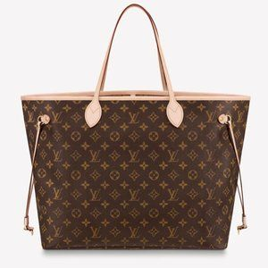 BRAND NEW NEVERFULL GM MONOGRAM